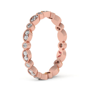 pia-rose-gold-round-white-diamond-wedding-ring-sydney-jewellers-lizunova