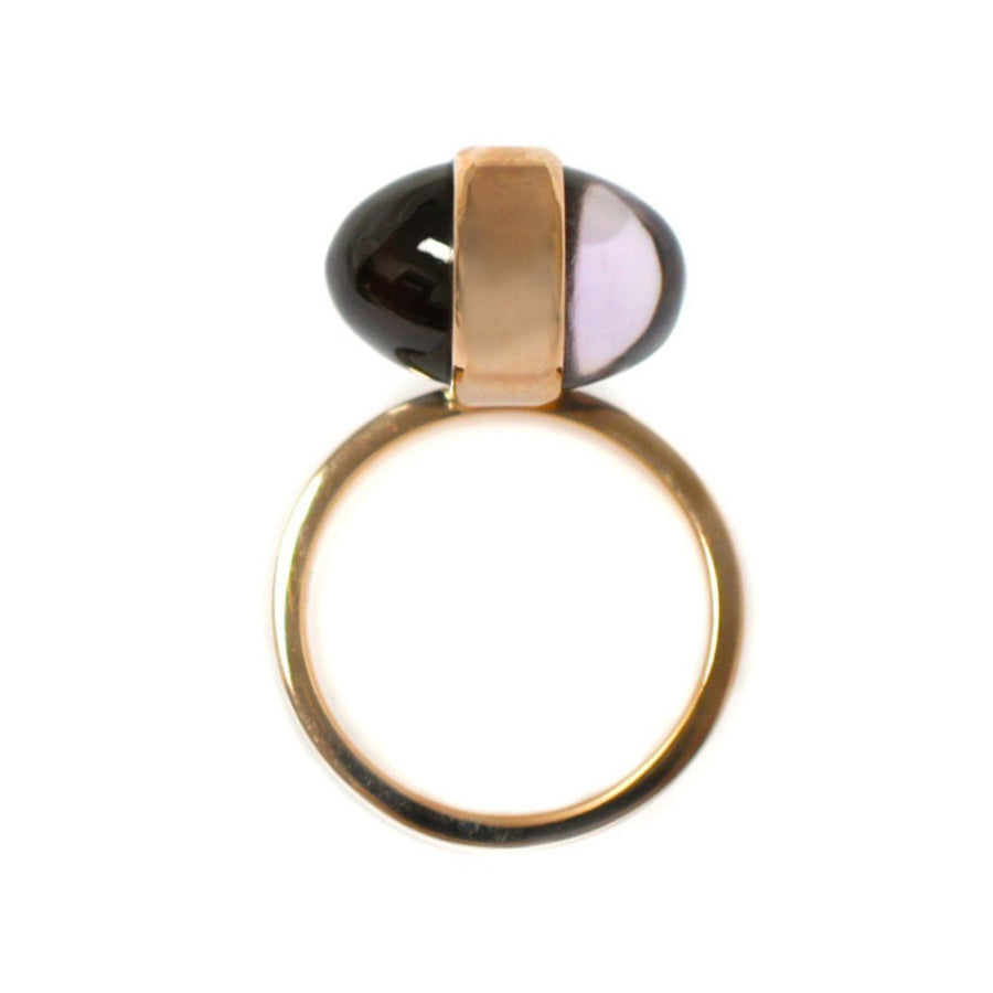 contemporary-rose-gold-dress-ring-amethyst-garnet-sydney-jewellery-designer-lizunova