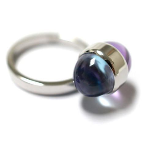 two-stone-contemporary-white-gold-ring-dress-ring-amethyst-topaz-sydney-jewellery-designer-lizunova