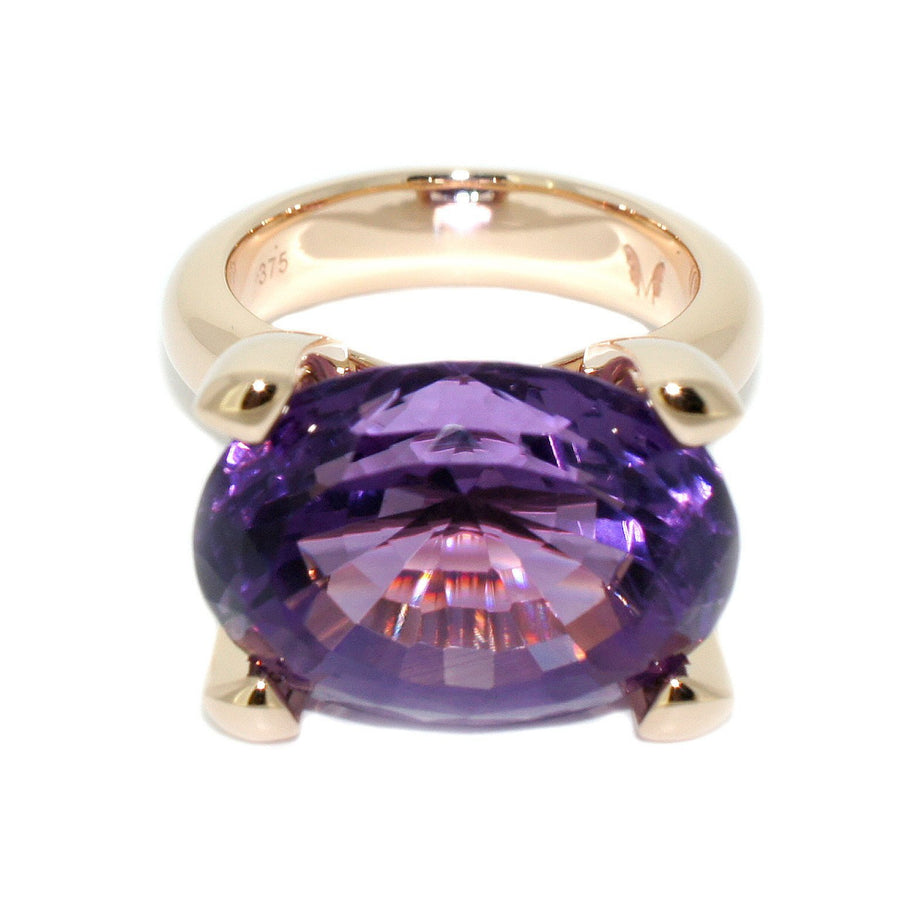 amethyst-rose-gold-cocktail-ring-contemporary-jeweller-lizunova