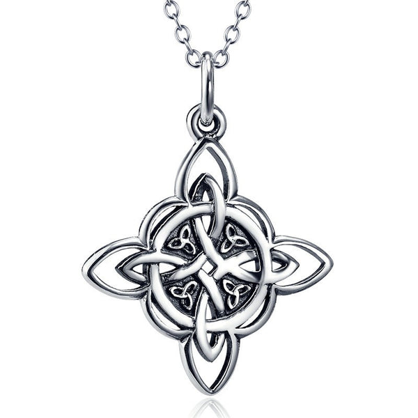 Trinity Symbol Necklace