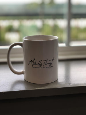 Coffee cup - Mikells Florist