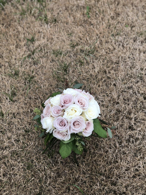 Wedding Rose Bouquet - Mikells Florist