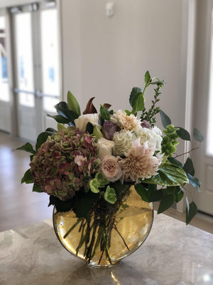 Living in luxury - Mikells Florist