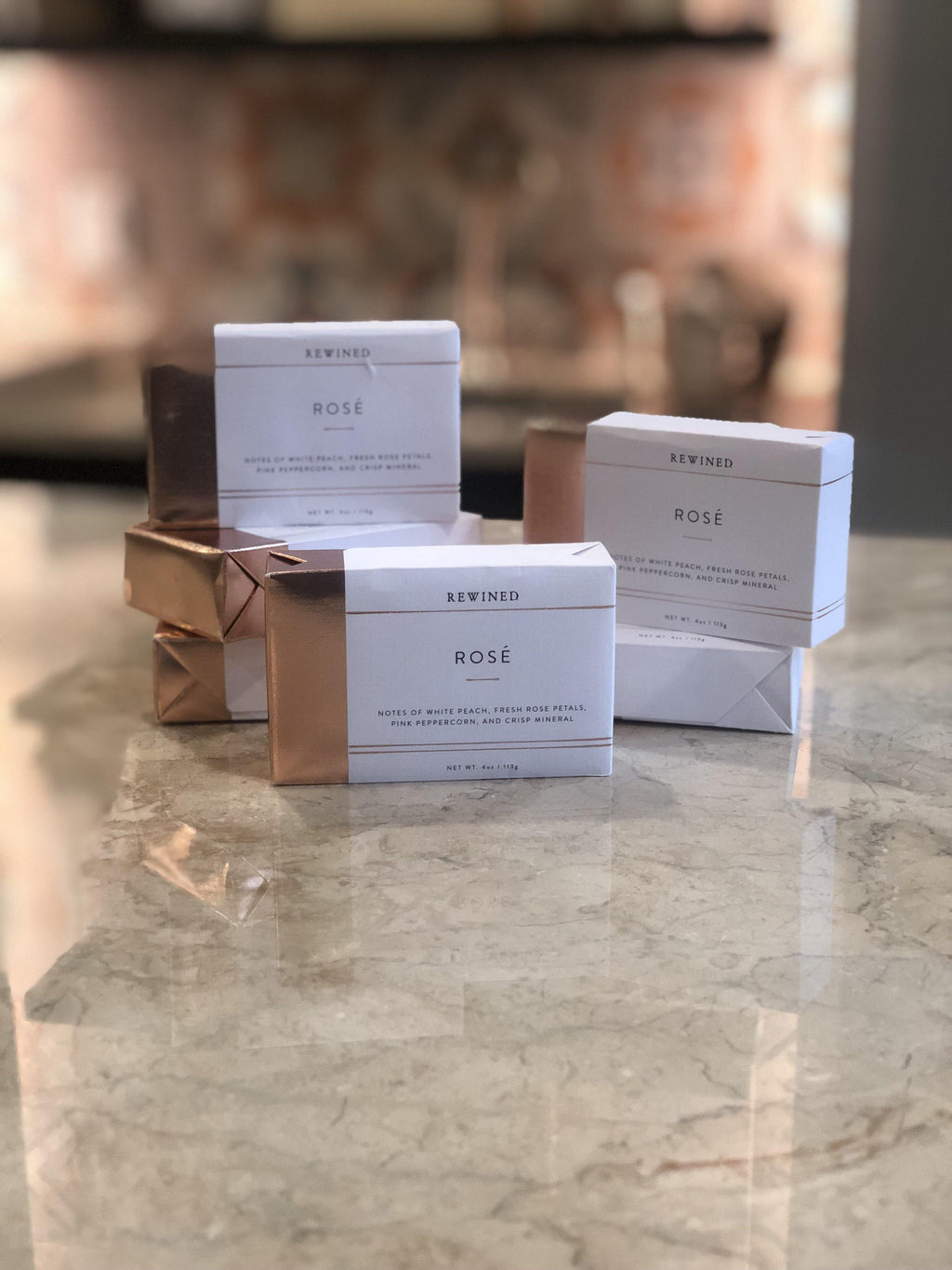 Rose Soap - Mikells Florist