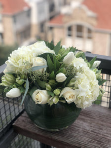 Classic White - Mikells Florist
