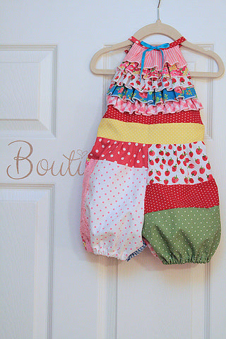 Sunny Days Romper CLEARANCE