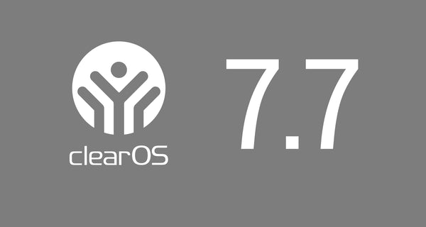 ClearOS Server 7.7 Released for Community Edition