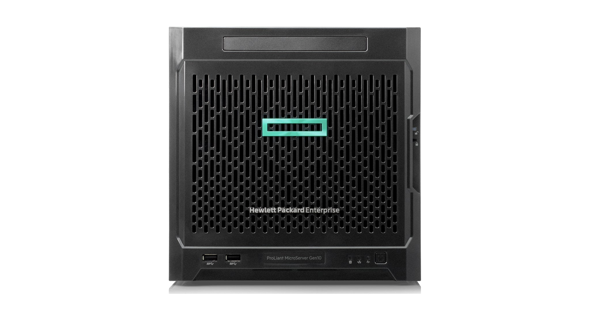 Unboxing Video of HPE ProLiant MicroServer Gen10