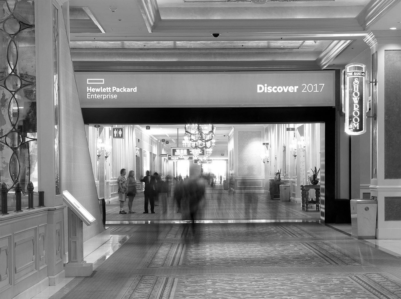 Day 0: HPE Discover 2017 Las Vegas
