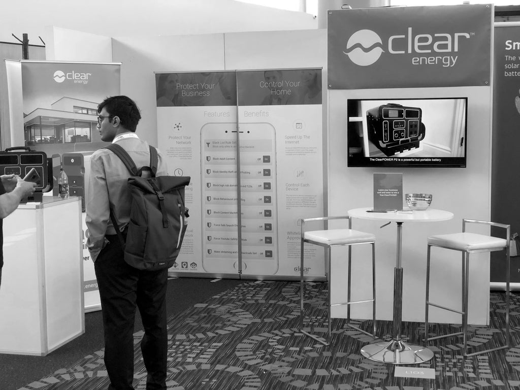 Come See ClearEnergy at Solar Power International 2019