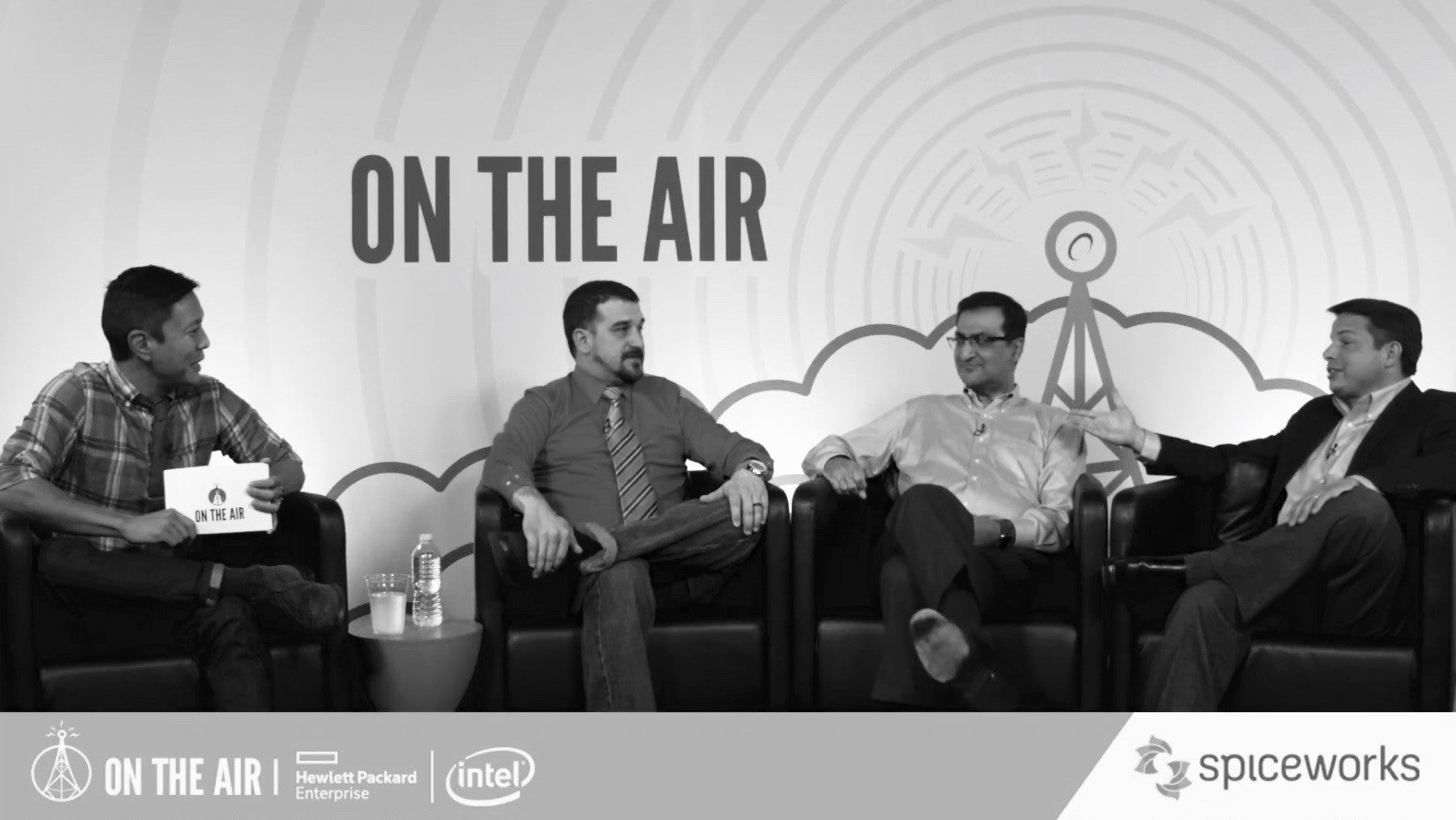 Spiceworks On the Air Live Series