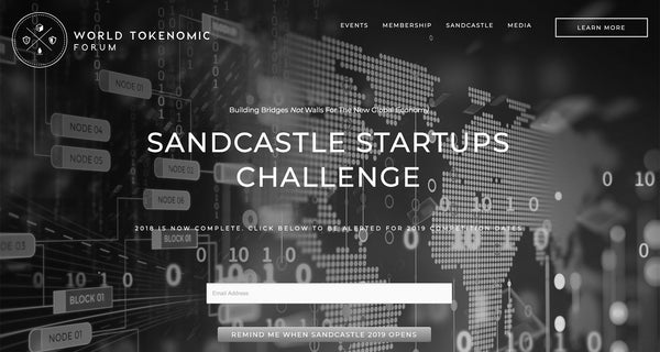 ClearFoundation Chosen as Finalist at Sandcastle Startup Challenge 2018