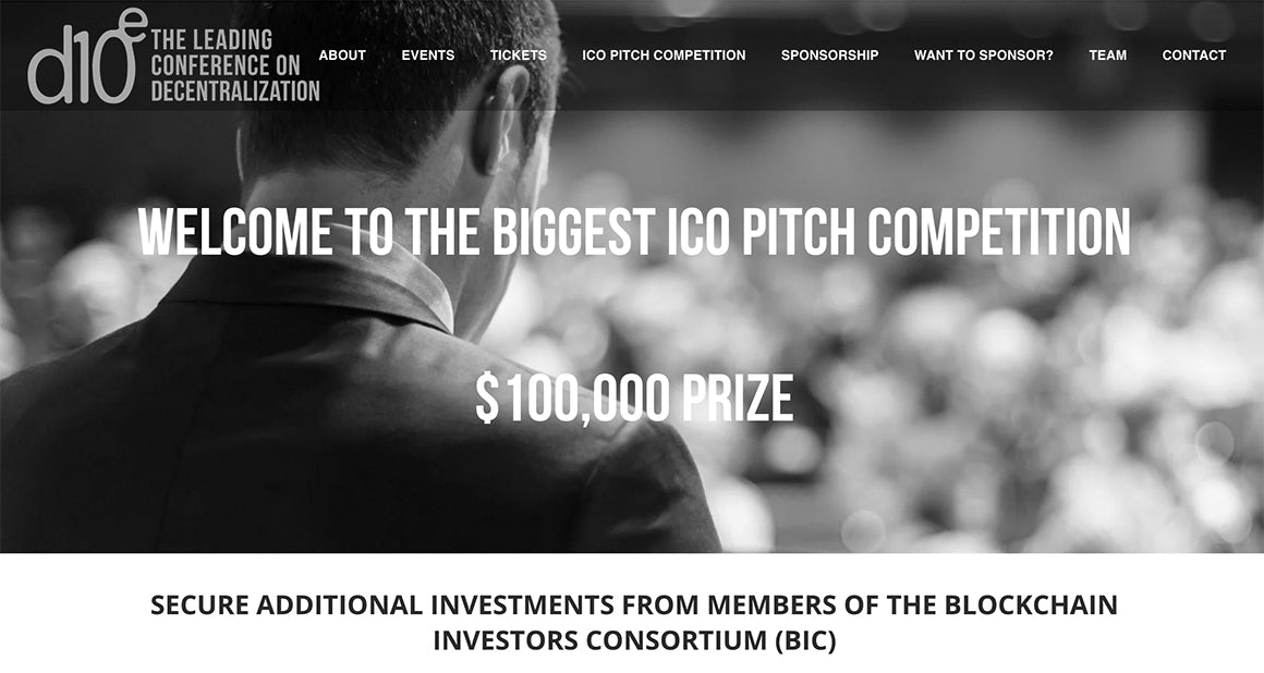 ClearFoundation Selected to Pitch at d10e Silicon Valley Competition