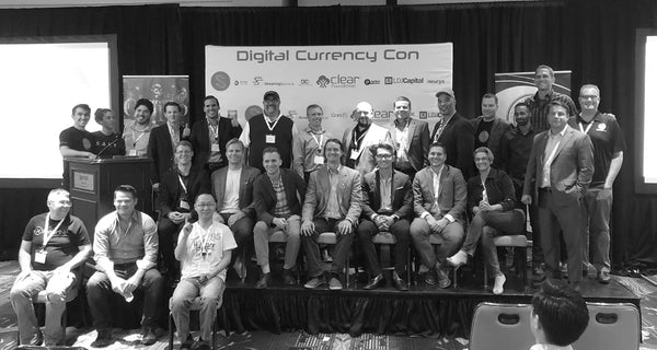 ClearFoundation Presentation at Digital Currency Con 2018 Park City