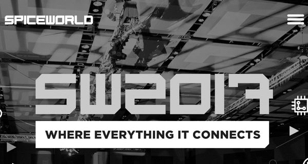 Come See Us at SpiceWorld 2017 Austin