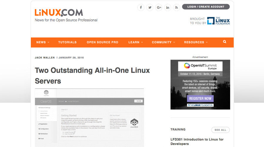 Two Outstanding All-in-One Linux Servers