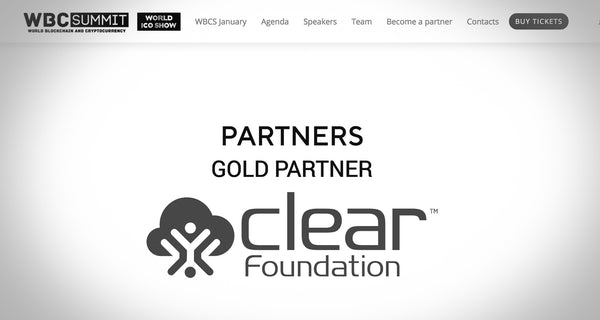 ClearFoundation to Present at World Blockchain Cryptocurrency Summit Moscow May 19-20