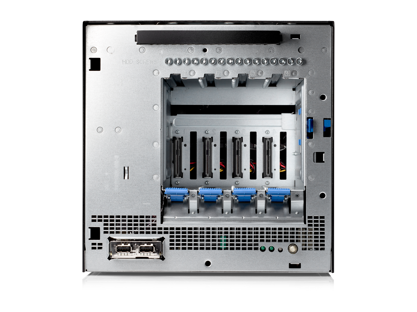 Home (Personal) HPE MicroServer Gen10 - ClearCenter