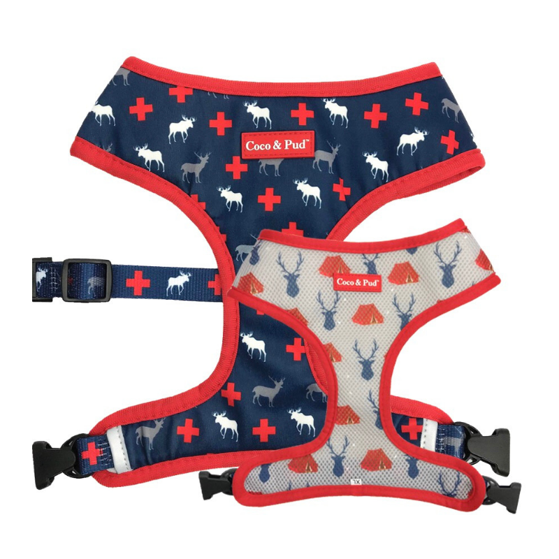 Coco & Pud Adventure Reversible Harness