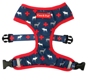 Coco & Pud Adventure Reversible Dog Harness - Coco & Pud
