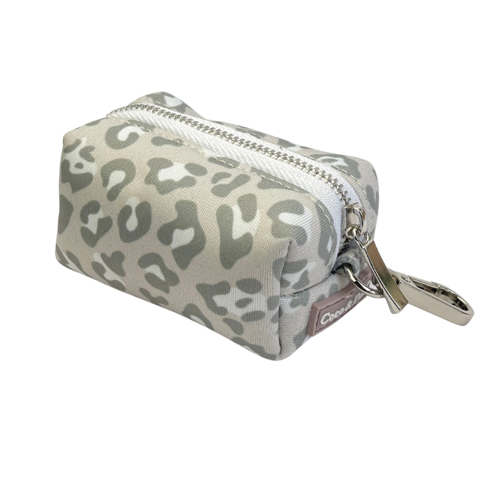 Coco & Pud Amur Leopard Waste bag Holder