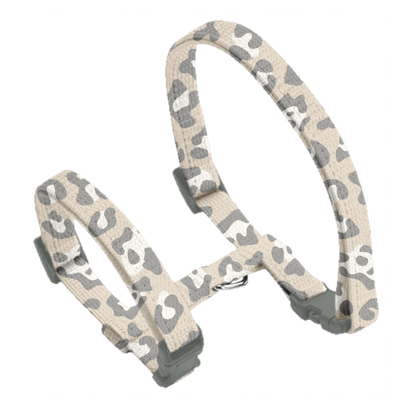 Coco & Pud Amur Leopard Cat Harness