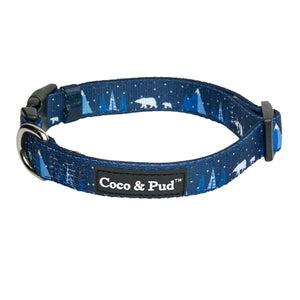Coco & Pud Arctic Pup Dog Collar