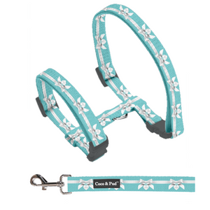 Coco & Pud Audrey Cat Harness & Lead Set