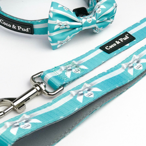 Coco & Pud Audrey Reversible Dog lead/ Leash - Coco & Pud