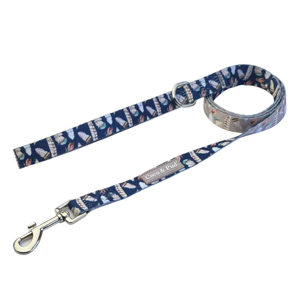 Coco &  Pud Birds Of A Feather Dog Lead