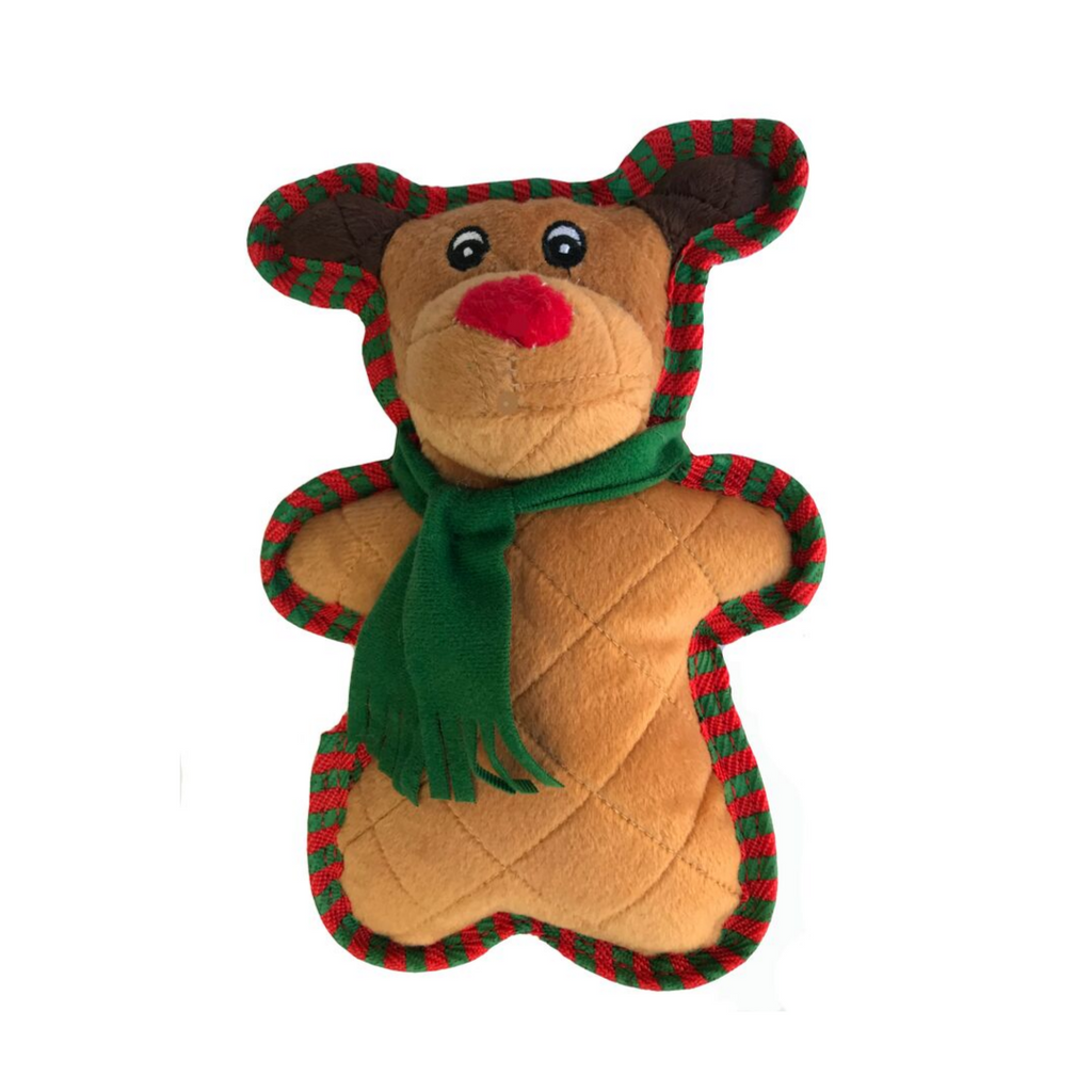 Bite Me Reindeer Dog Toy - Coco & Pud