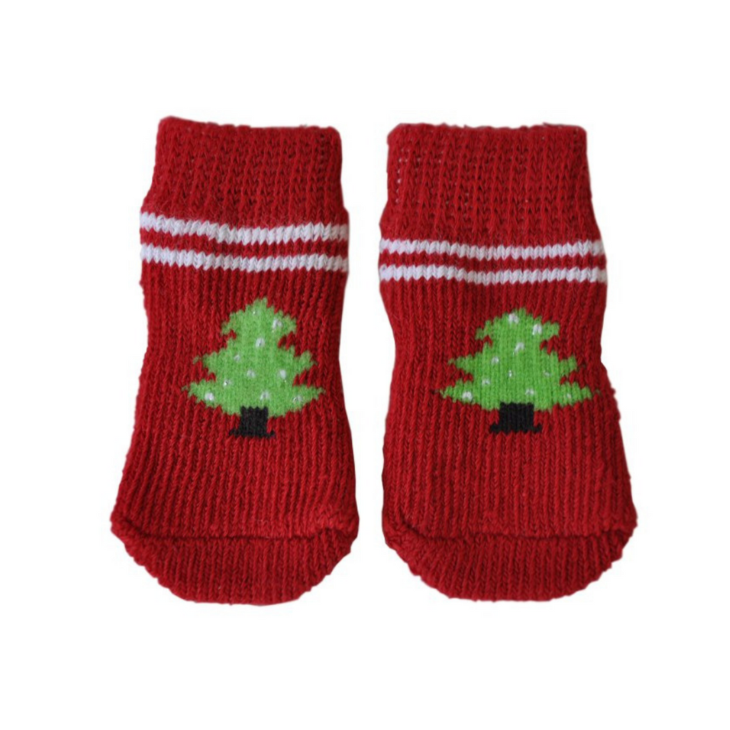 Pet Socks Christmas - Coco & Pud