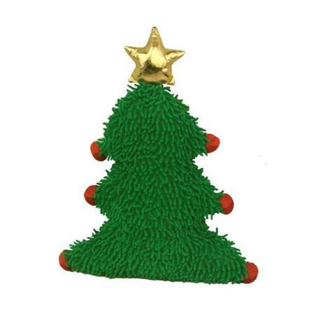 "Christmas Tree Dog Toy 9"" - Coco & Pud"