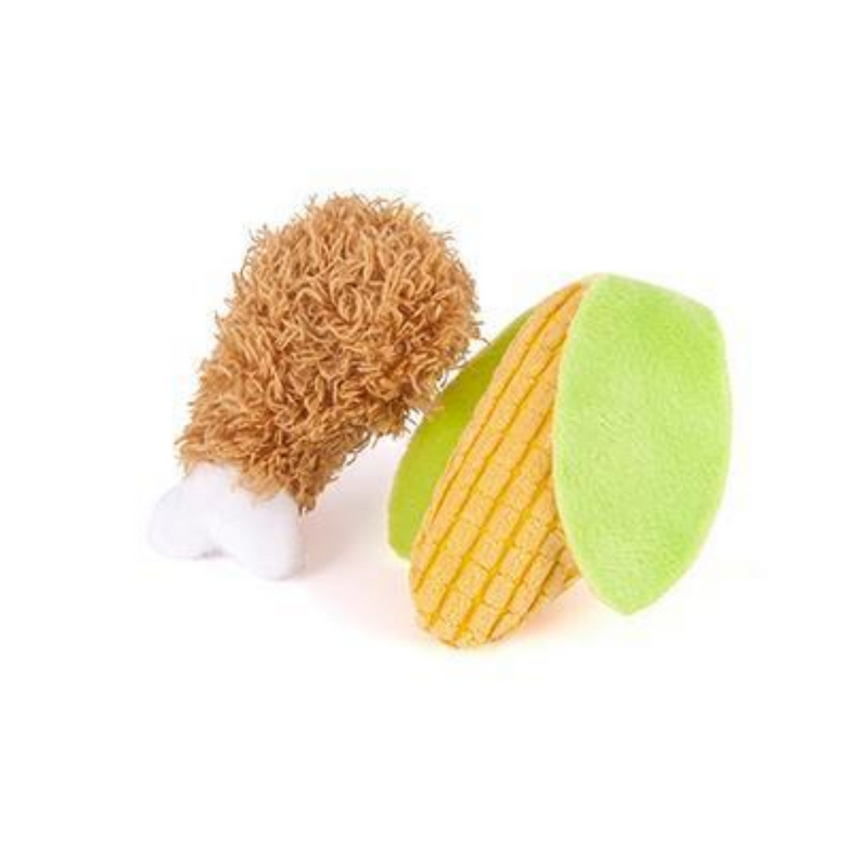 Coco & Pud Feline Frenzy Purrfect Picnic Catnip Cat Toy
