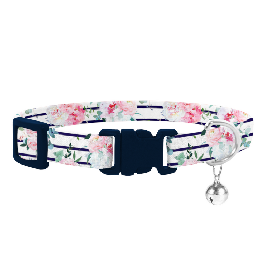 Coco & Pud Floral Blooms Cat Safety Collar