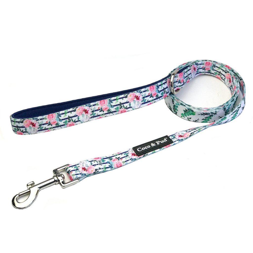Floral Blooms Dog Lead