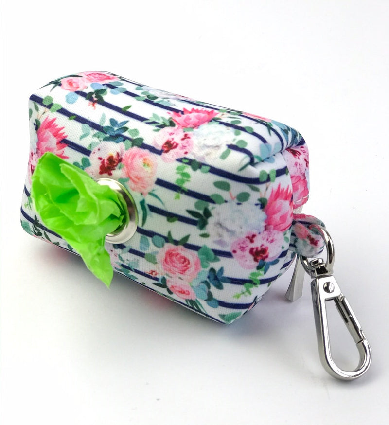 Coco & Pud Floral Blooms Waste Bag Holder - Coco & Pud