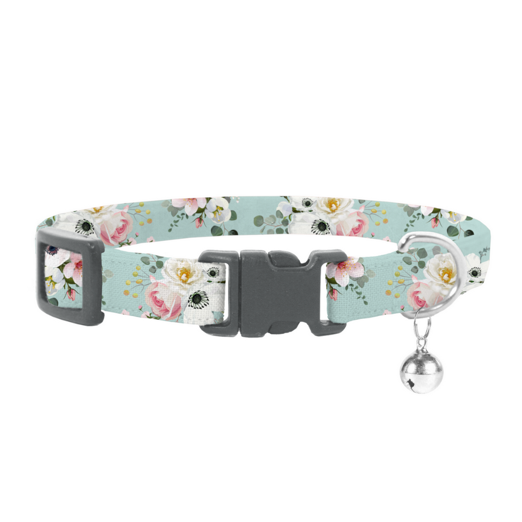Coco & Pud French Azure Cat Safety Collar