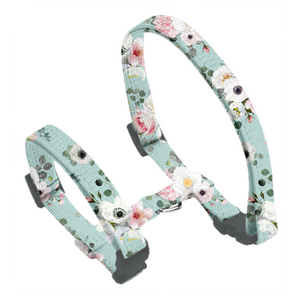 Coco & Pud French Azure Cat harness