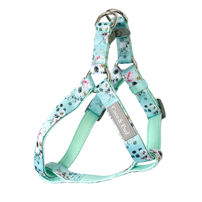 Coco & Pud French Azure UniClip Lite Dog Harness