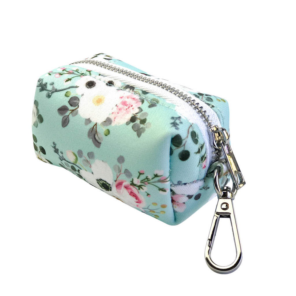 Coco & Pud French Azure Dog Waste Bag Holder