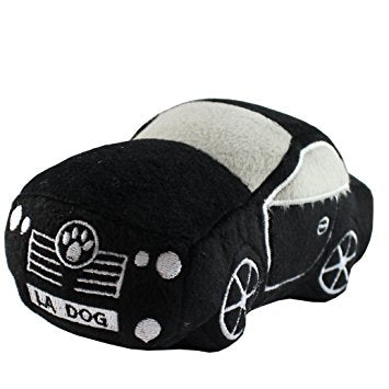 Coco & Pud Furcedes Car Dog Toy