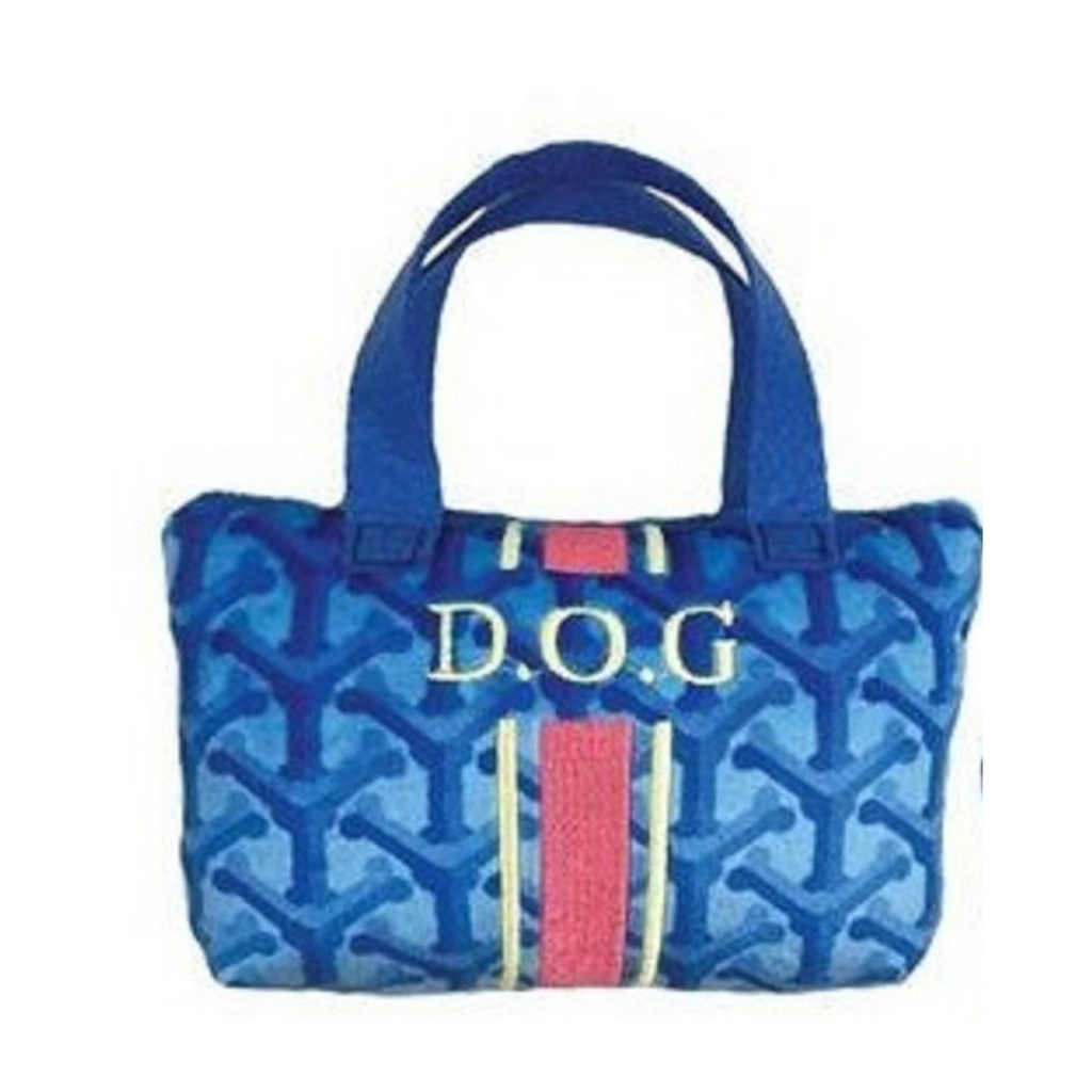 Coco & Pud Grrryard Bag Dog  Toy