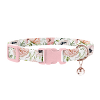 NEW! Coco & Pud Le Jardin Cat Safety Collar