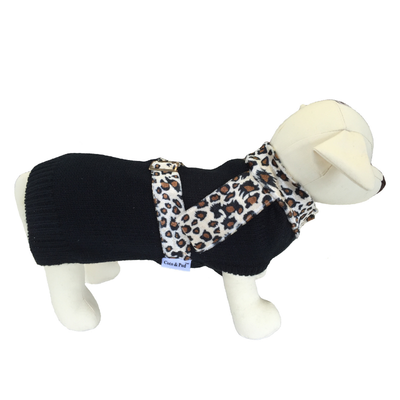 Coco & Pud Milano Dog Sweater