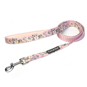 Coco & Pud Provence Rose Dog Lead