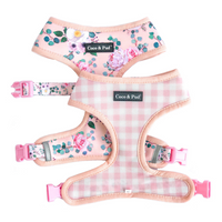 Coco & Pud Provence Rose Dog Harness