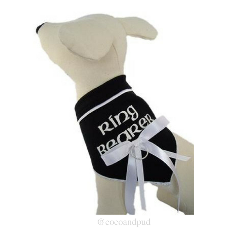 Ring Bearer Scarf - Coco & Pud