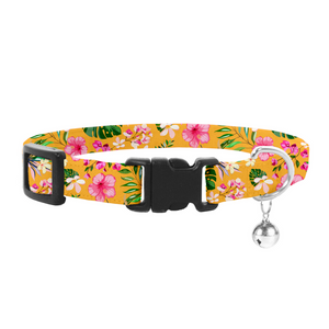 Coco & Pud Summer Sunrise Cat Safety Collar
